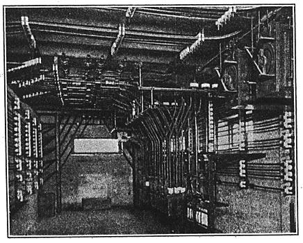 Jun 1905 Connecticut Railway At Waterbury Ct