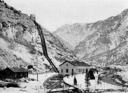 1906 Pioneer Work Of The Telluride Power Company